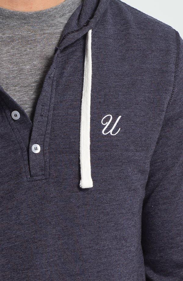 Alternate Image 3  - UNCL Hooded Knit Henley