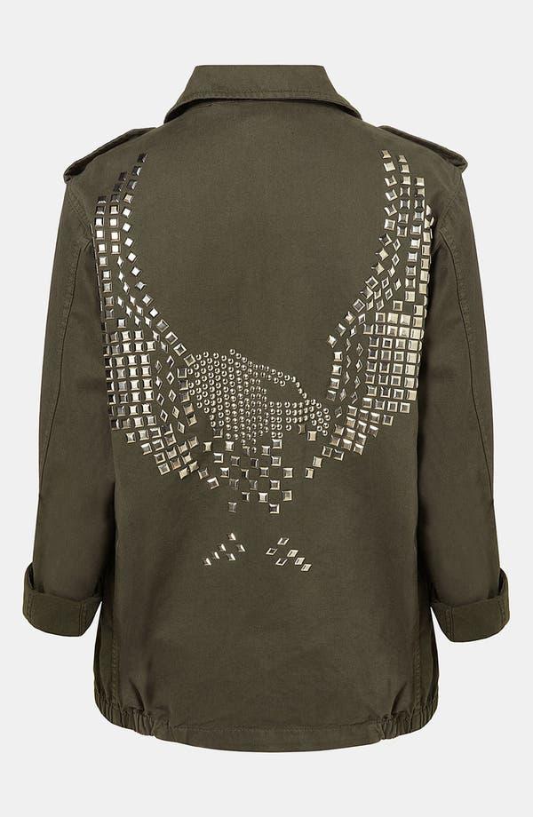 Main Image - Topshop 'Army' Jacket