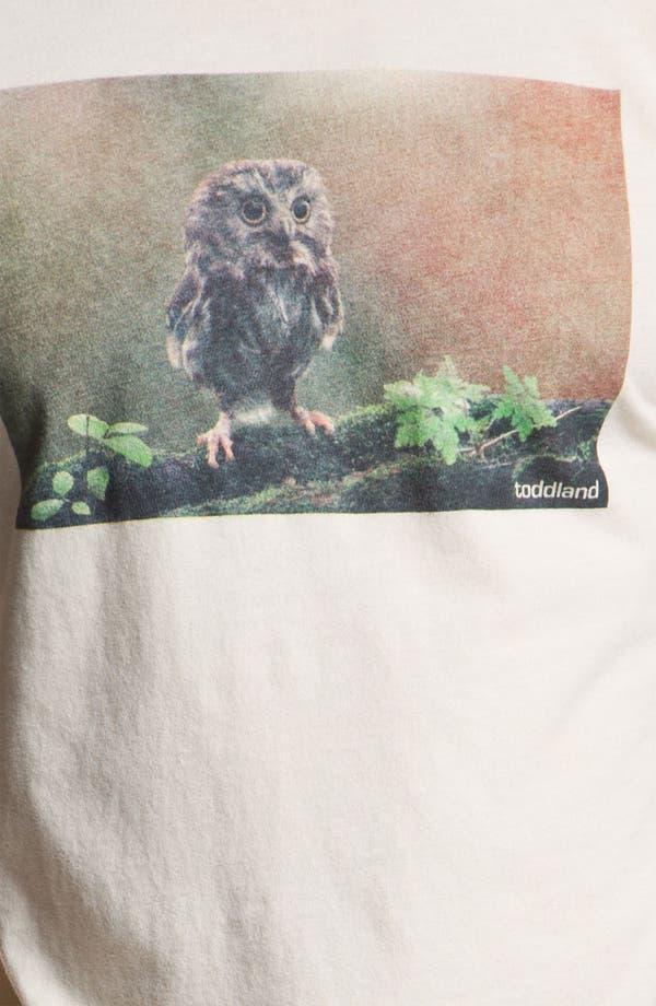 Alternate Image 3  - Toddland 'Whet Owl' T-Shirt