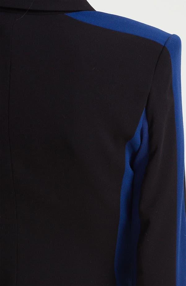 Alternate Image 3  - BCBGMAXAZRIA Woven Jacket