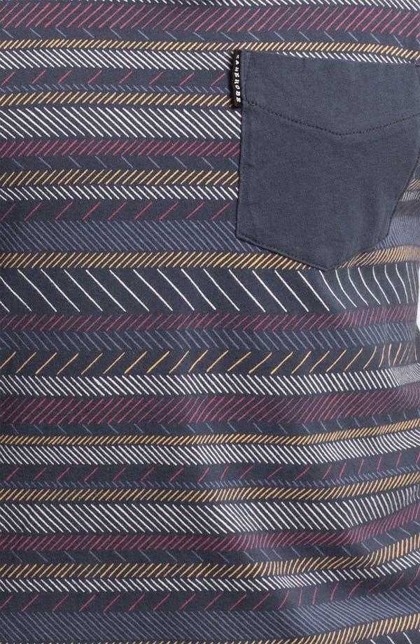 Alternate Image 3  - Zanerobe Regular Fit Stripe Tank
