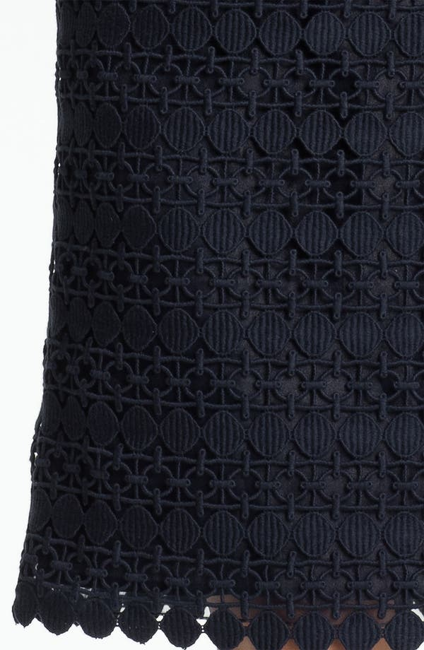 Alternate Image 3  - Tory Burch 'Ginevra' Lace Sheath Dress