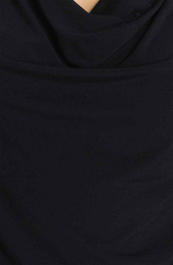 Alternate Image 3  - MICHAEL Michael Kors Chain Shoulder Drape Neck Top (Plus)