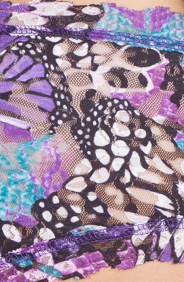 Alternate Image 3  - Hanky Panky 'Butterflies' Boyshorts