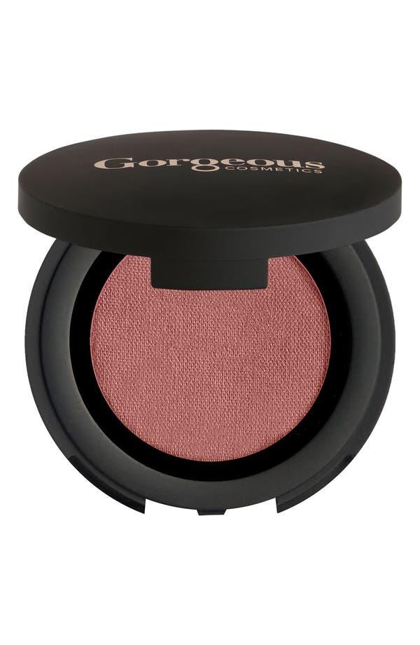 Alternate Image 1 Selected - Gorgeous Cosmetics 'Colour Pro' Eyeshadow