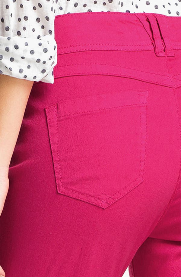 Alternate Image 3  - Wit & Wisdom Color Skinny Jeans (Nordstrom Exclusive)