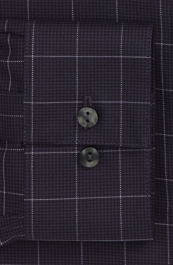 Alternate Image 2  - Calvin Klein Slim Fit Non-Iron Dress Shirt