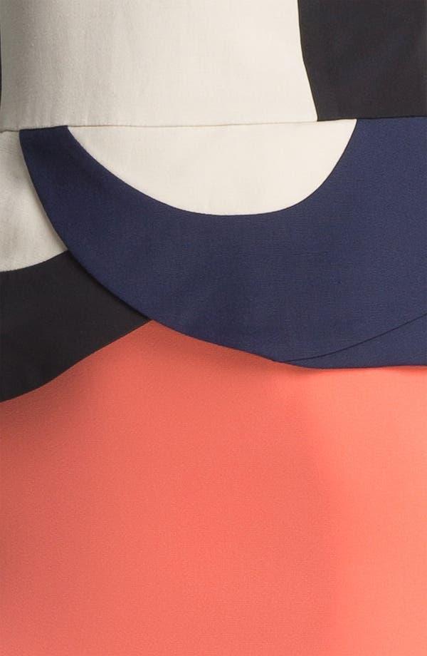 Alternate Image 3  - Diane von Furstenberg 'Eon' Peplum Sheath Dress