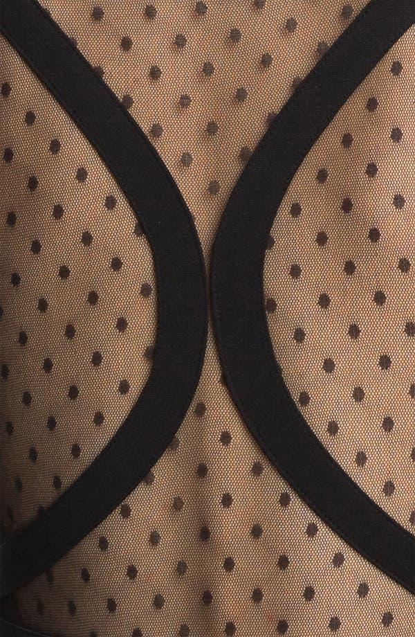 Alternate Image 3  - Keepsake the Label 'Devotion' Contoured Mini Dress