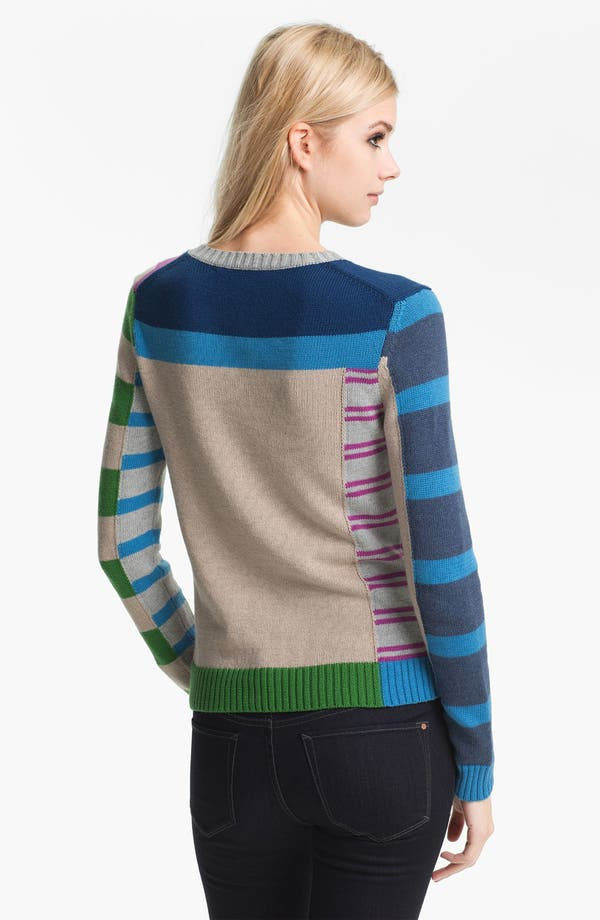 Alternate Image 2  - MARC BY MARC JACOBS 'Drew' Stripe Sweater