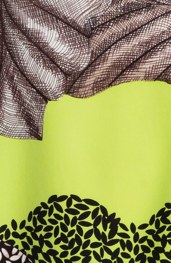 Alternate Image 3  - Diane von Furstenberg 'New Hanky' Silk Top