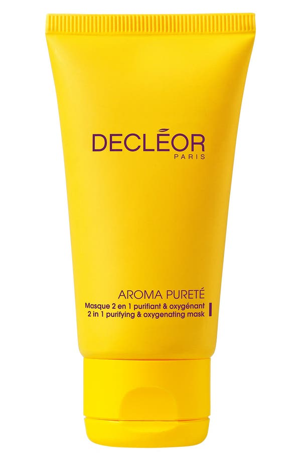 DECLÉOR Aroma Pureté 2-in-1 Purifying & Oxygenating Mask