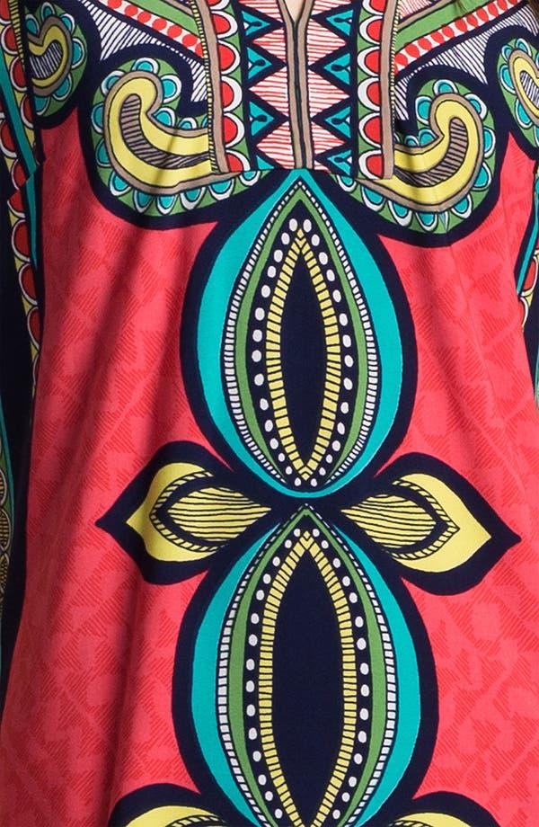 Alternate Image 3  - Laundry by Shelli Segal Print Jersey Shift Dress