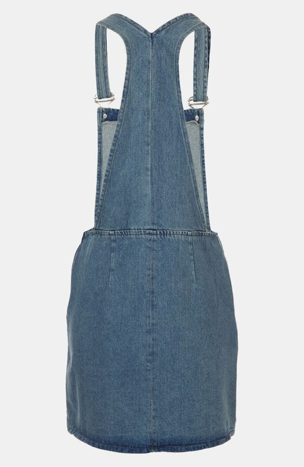 Alternate Image 3  - Topshop Denim Jumper