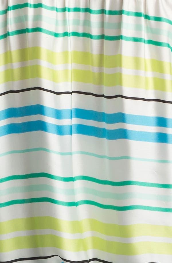 Alternate Image 3  - Vince Camuto Tie Hem Stripe Blouse