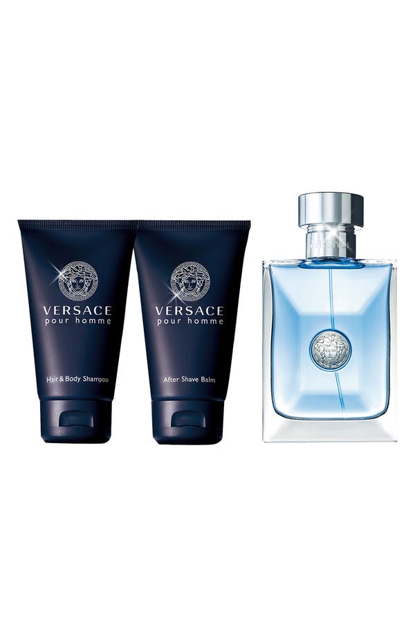 Alternate Image 2  - Versace pour Homme Fragrance Set