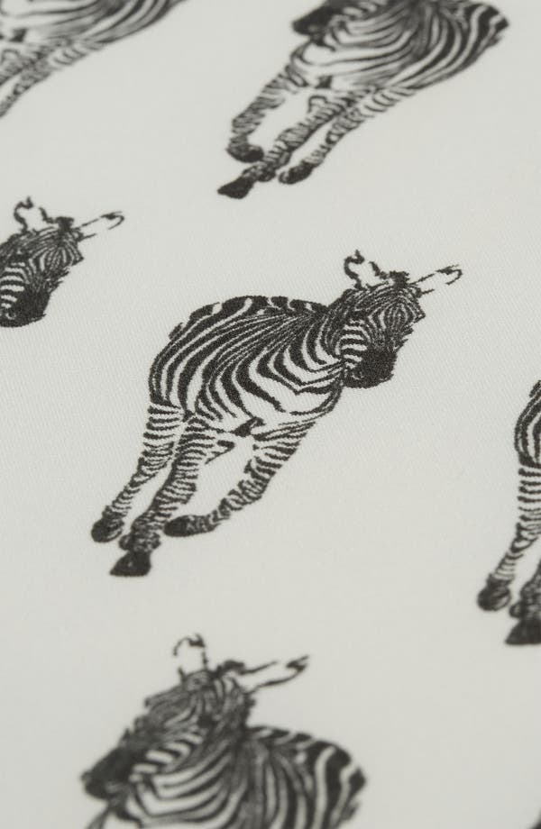 Alternate Image 3  - Topshop 'Zebra' Shirt