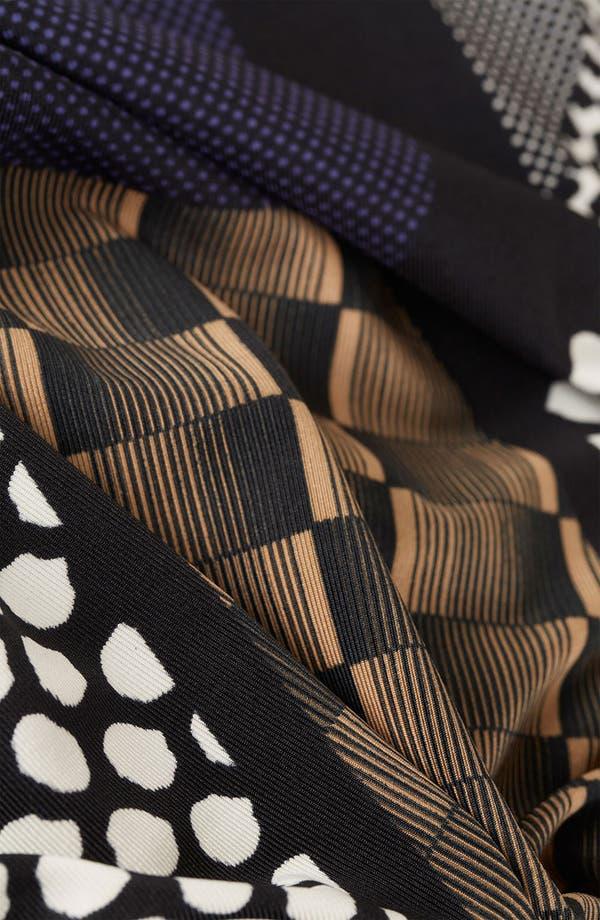 Alternate Image 3  - Topshop 'Geo Spot' Print Body-Con Dress