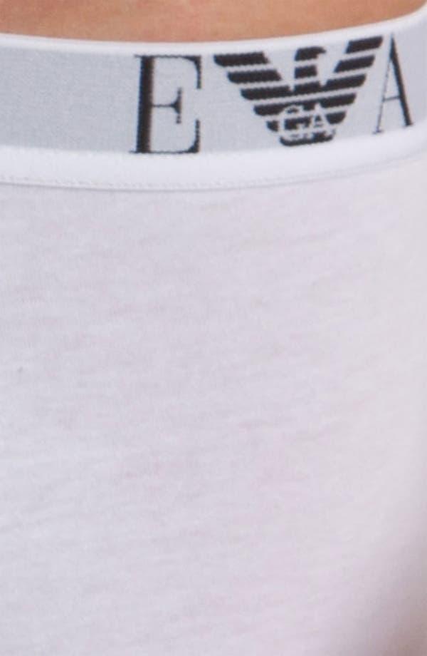 Alternate Image 3  - Emporio Armani 3-Pack Trunks