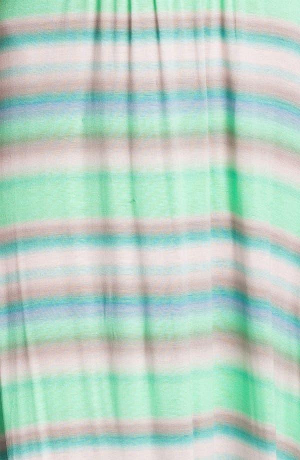 Alternate Image 3  - Velvet by Graham & Spencer Stripe Blouson Knit Tube Dress