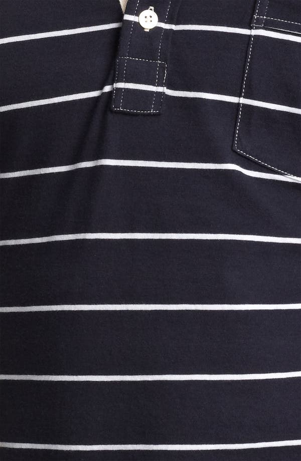 Alternate Image 3  - Billy Reid 'Pensacola' Trim Fit Stripe Polo