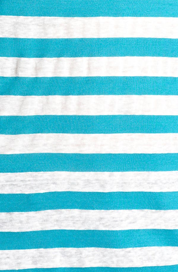 Alternate Image 3  - Burberry Brit Short Sleeve Stripe Tee
