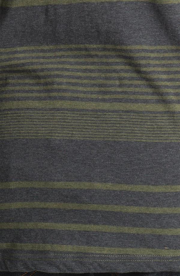 Alternate Image 3  - Ezekiel 'Beachside' Stripe Henley T-Shirt
