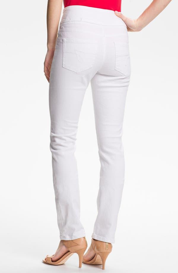 Alternate Image 2  - Jag Jeans 'Peri' Straight Leg Jeans (Petite)