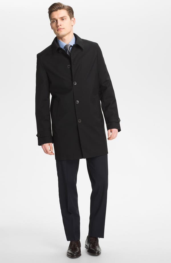 Alternate Image 1 Selected - Canali 'Storm System' Car Coat