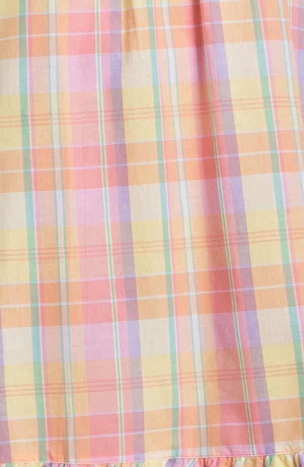 Alternate Image 3  - Lauren Ralph Lauren Sleeveless Ruffle Nightgown