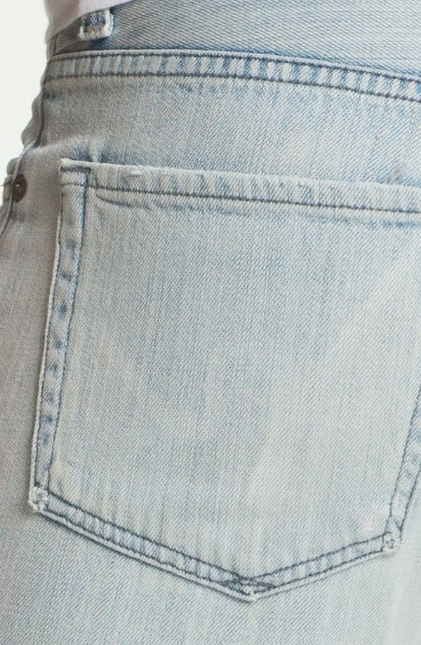 Alternate Image 4  - Citizens of Humanity 'Sid' Straight Leg Jeans (Culver)
