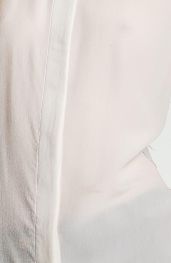 Alternate Image 5  - Rachel Zoe 'Angela' Sheer Silk Top