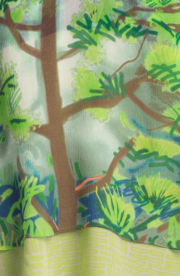Alternate Image 4  - Tracy Reese Layered Print Tank