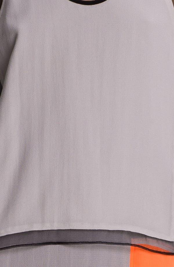 Alternate Image 2  - Helmut Lang 'Chroma' Draped Dress