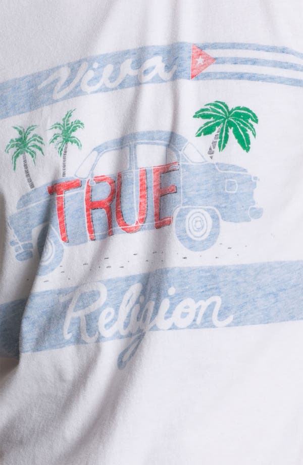 Alternate Image 3  - True Religion Brand Jeans 'Mr. Havana' Graphic T-Shirt