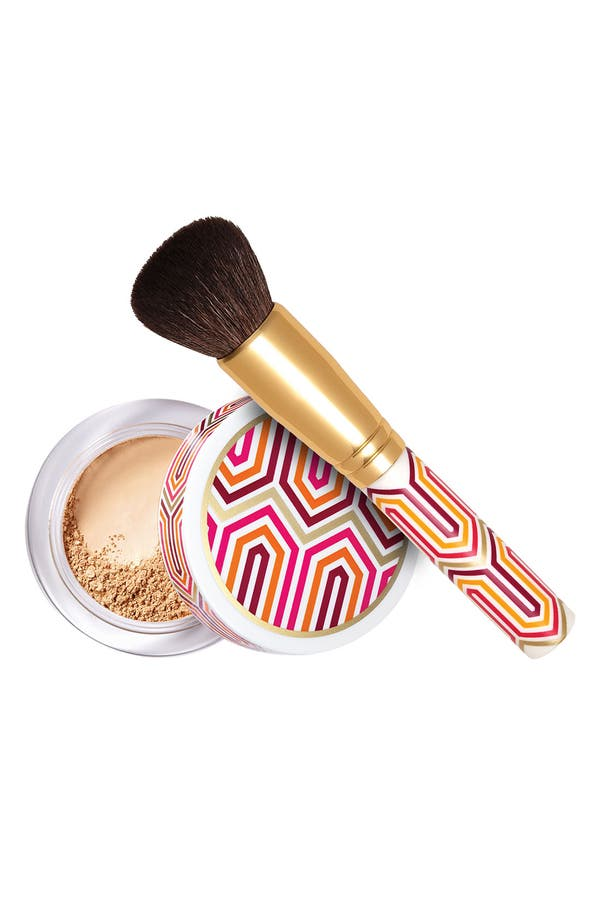 Main Image - bareMinerals® 'Jonathan Adler' Deluxe Foundation with Handi Buki Brush ($122 Value)