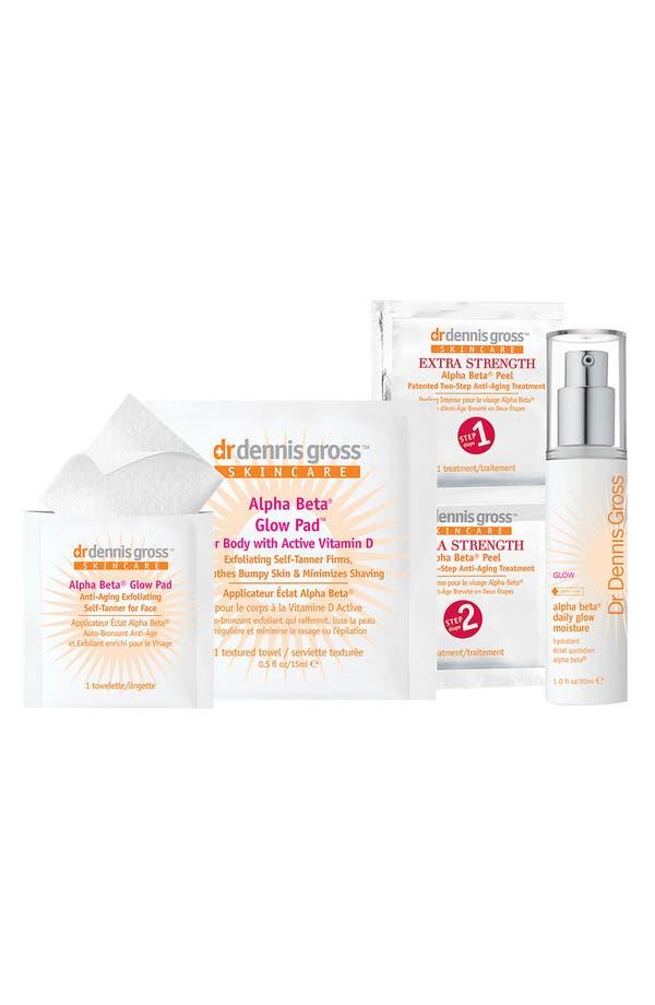 Alternate Image 1 Selected - Dr. Dennis Gross Skincare 'Glow Getters' Radiance Set ($117 Value)