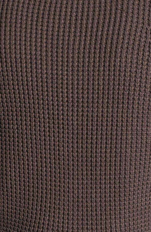 Alternate Image 3  - Burberry Brit 'Acton' Knit Bomber Jacket