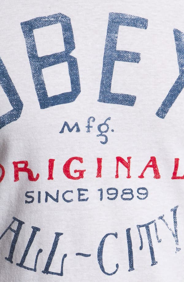 Alternate Image 3  - Obey 'All City' T-Shirt