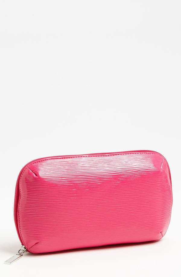 Main Image - Nordstrom Pink Cosmetic Clutch