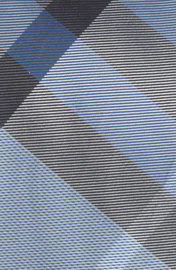 Alternate Image 2  - Burberry London Silk Blend Tie
