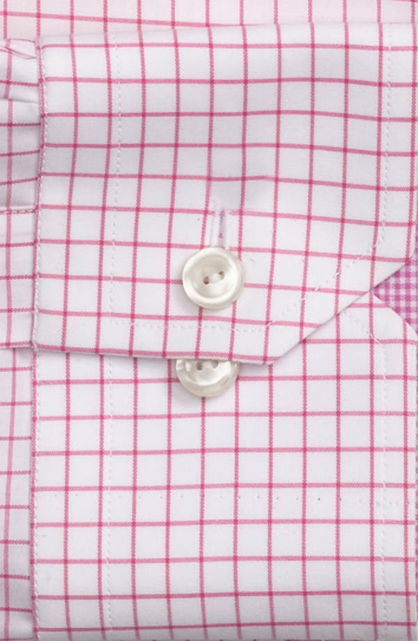 Alternate Image 2  - Eton Contemporary Fit Check Dress Shirt