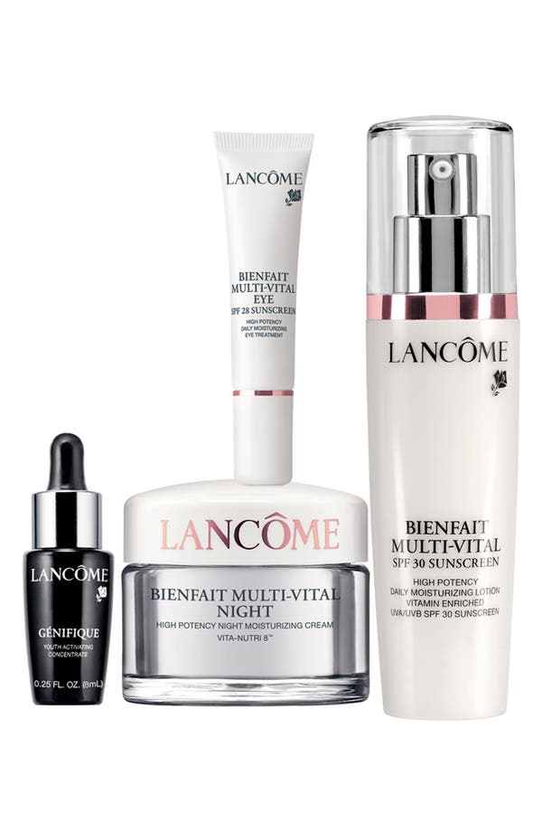 Alternate Image 1 Selected - Lancôme 'Bienfait Multi-Vital' Skincare Set ($123 Value)