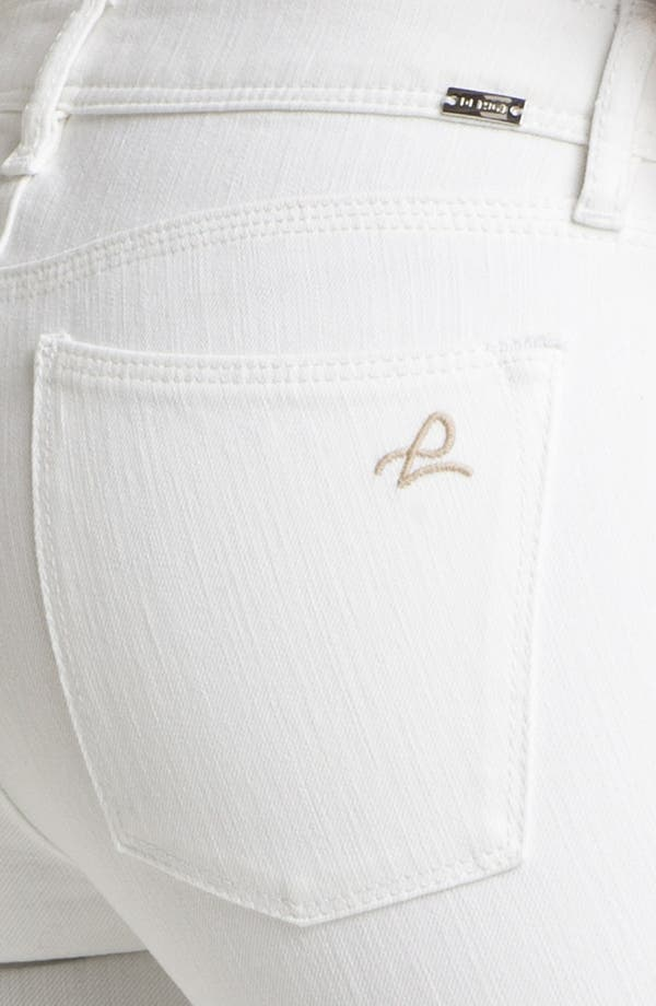 Alternate Image 3  - DL1961 'Angel' Ankle Cigarette Jeans (Milk)