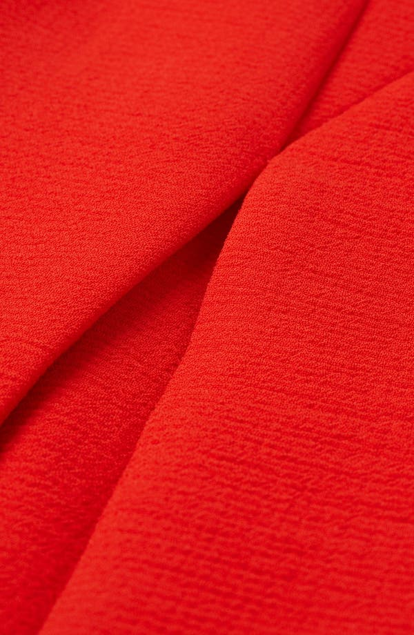 Alternate Image 3  - Topshop Origami Pleat Miniskirt