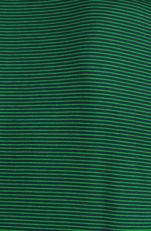 Alternate Image 3  - Michael Kors Striped Regular Fit Polo