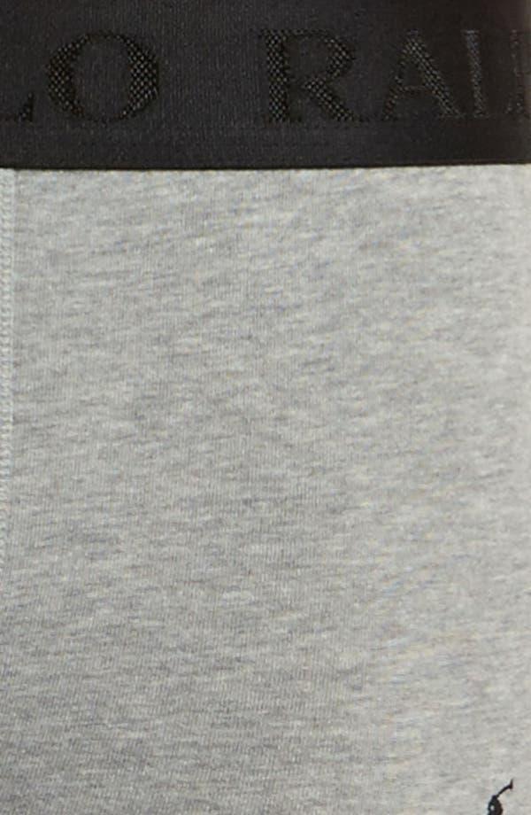 Alternate Image 3  - Polo Ralph Lauren Stretch Trunks