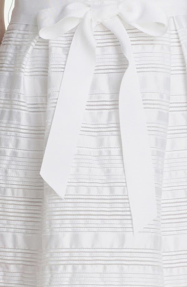 Alternate Image 3  - Trina Turk 'Fru Fru' Stripe Fit & Flare Dress