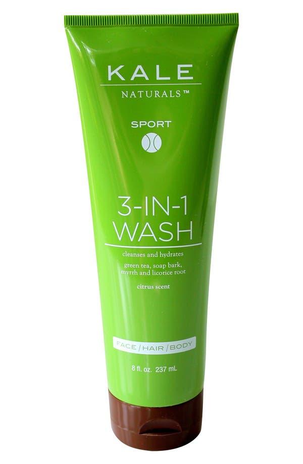 Main Image - Kale Naturals® 'Sport' 3-in-1 Wash