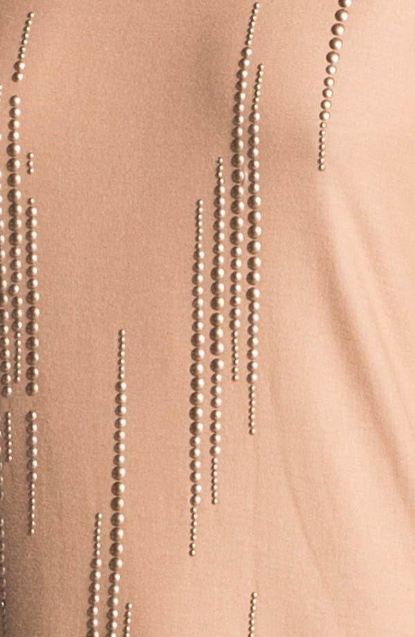 Alternate Image 3  - Haute Hippie Studded High/Low Tank Dress